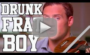 "Ryan Lochte: ""Drunk Frat Boy"" Song"