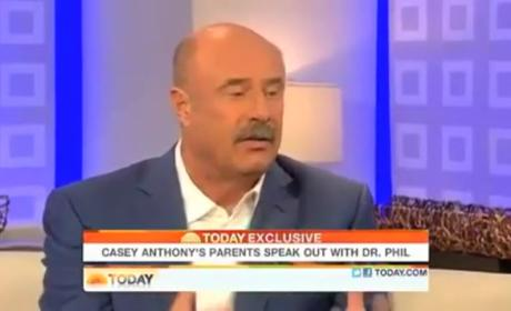 Dr. Phil on Today Show