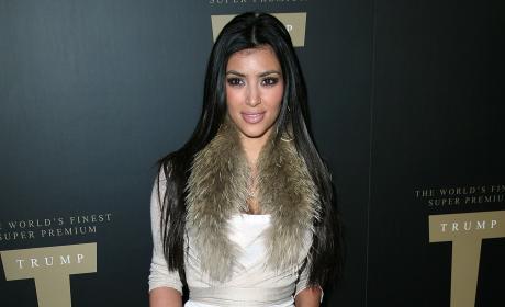 Kim Kardashian: Trump Vodka Launch Party