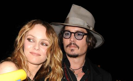 Vanessa Paradis Loves Johnny Depp, Not Marriage