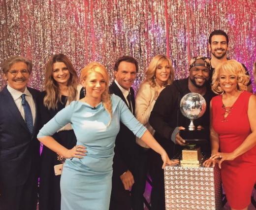 Dancing With The Stars Season 22 Instagram Pic