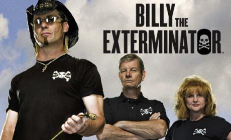 Billy the Exterminator Arrested For Drug Possession