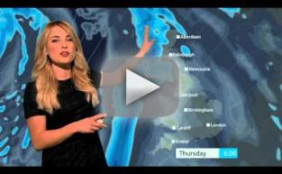 The Force is Very Strong with This British Meteorologist