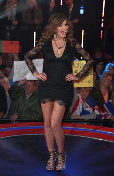 Farrah Abraham: Celebrity Big Brother Photo