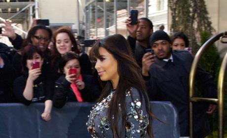 Kim Kardashian Pregnancy Style