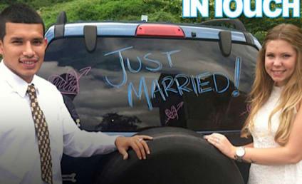 Kailyn Lowry, Javi Marroquin Wedding Photo: Revealed!