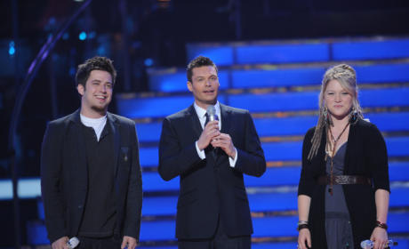 The Favorite Again: Crystal Bowersox Owns Lee DeWyze in American Idol Finals