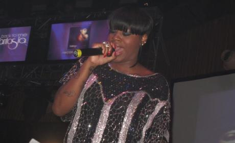 Fantasia Barrino to Haters: I'm Back!