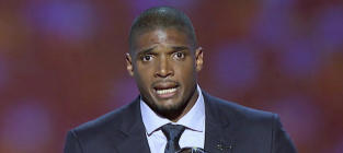 Michael Sam at the ESPYs