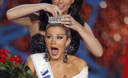 Mallory Hagan Crowned Miss America 2013!