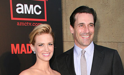 Jon Hamm & January Jones: Officially Dating?!