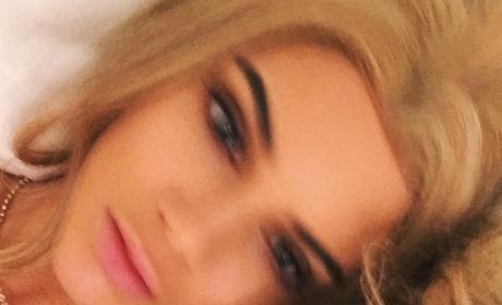 Kendall Jenner: Blonde Wig?