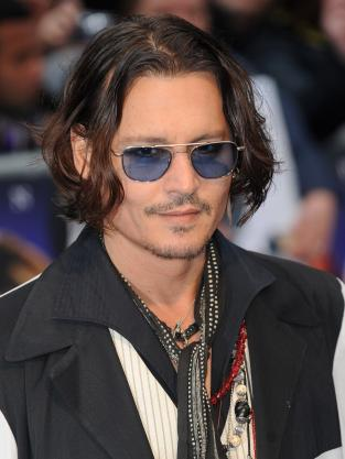 Johnny Depp Sunglasses