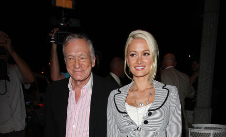 Holly Madison and Hugh Hefner Have Lots of Sex