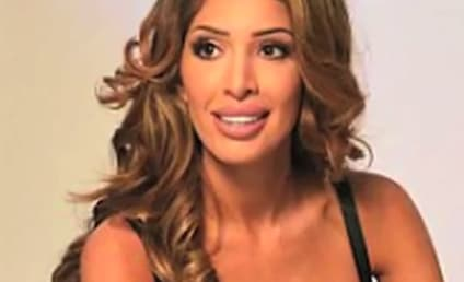 Farrah Abraham NSFW Photo Shoot Spreads Holiday Cheer