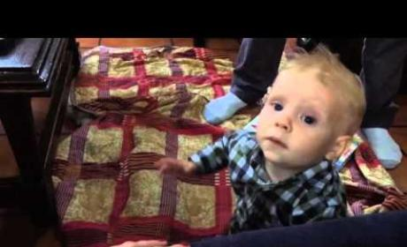 Jill Duggar Posts Cute Baby Video