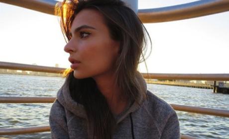 Emily Ratajkowski Model