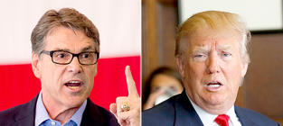 "Rick Perry Slams Donald Trump as ""Cancer on Conservatism"""