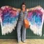 Kailyn Lowry Spreads Her Wings