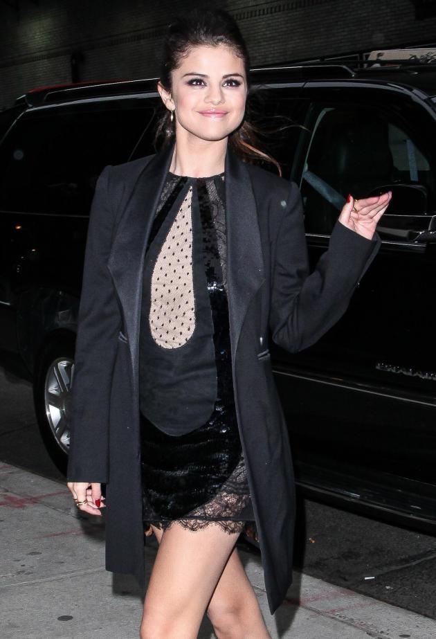 Selena Gomez in New York