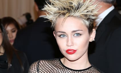 Miley Cyrus at MET Gala: Hot or Not?