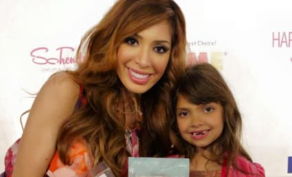 Farrah Abraham: Happy (Sponsored) Birthday Sophia!