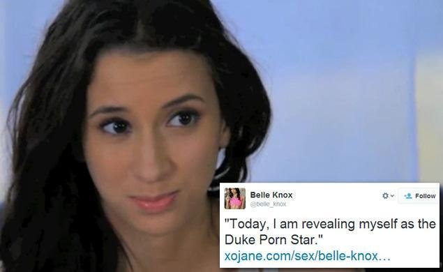 Duke Porn Star Revealed