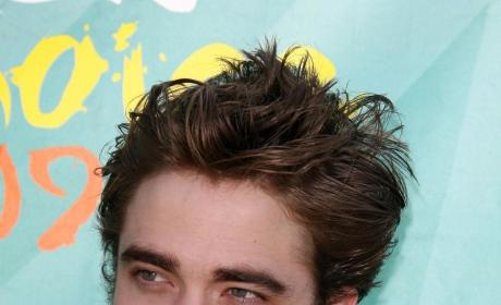 Robert Pattinson in Bel Ami: Take Two!