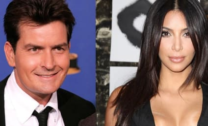 Charlie Sheen Apologizes to Kim Kardashian, Launches Much-Needed #ShutUpSheen Hashtag
