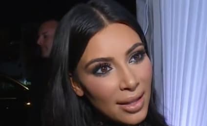 Kim Kardashian on Megyn Kelly: Who the Heck is That?!?