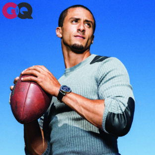Colin Kaepernick GQ Photo
