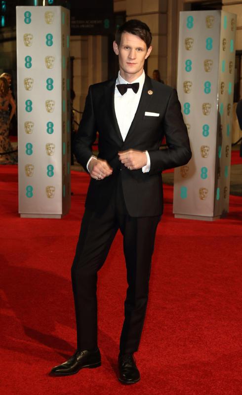 Matt Smith: 2016 EE British Academy Film Awards