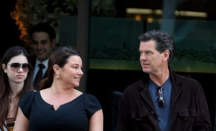 Pierce Brosnan Leads Celebrity Fight Against Fuel Plant