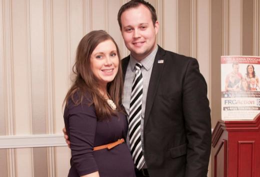 Josh and Anna Duggar Image