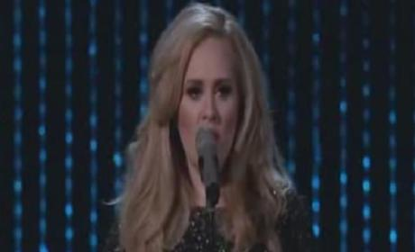 Adele Oscars Performance: Watch Now!