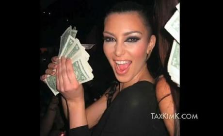 Kim Kardashian Kalled Out by Kalifornia Tax Proponents
