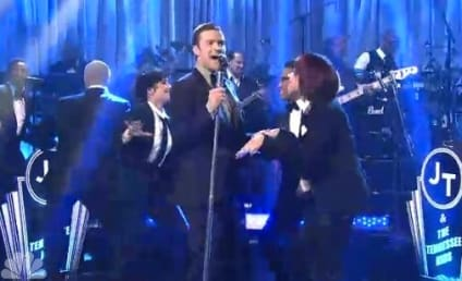 Justin Timberlake Disses Kanye West in SNL Performance: Watch Now!