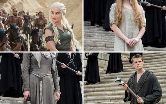 Daenerys rides again