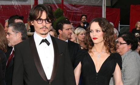 Johnny Depp and Vanessa Paradis: It's Over!