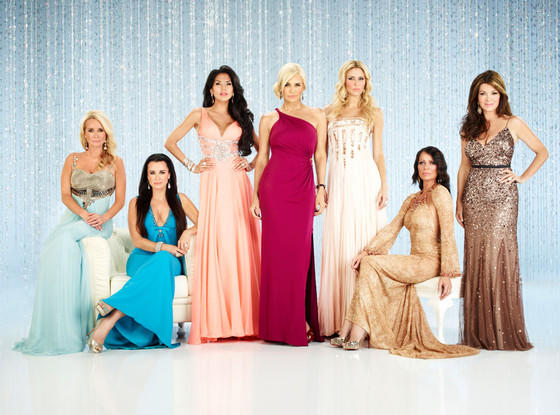 The Real Housewives of Beverly Hills Season 4 Cast