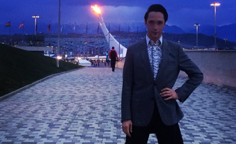 Johnny Weir Pic
