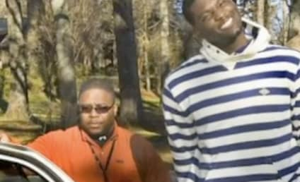NFL Star Rolando McClain: Happiest Arrest Pic Ever!