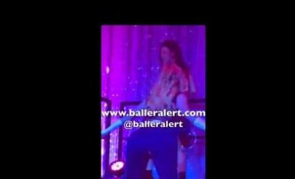 Iggy Azalea Wardrobe Malfunction: Watch Video From the Best Bar Mitzvah Ever!!!