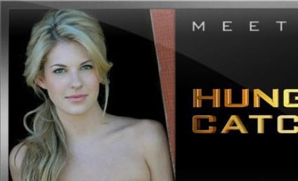 Stephanie Leigh Schlund Cast as Cashmere in Catching Fire