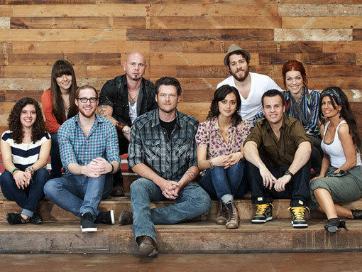 The Voice: Team Blake Shelton