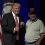 Donald Trump and a Veteran
