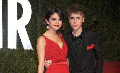 Justin Bieber and Selena Gomez Make It Official
