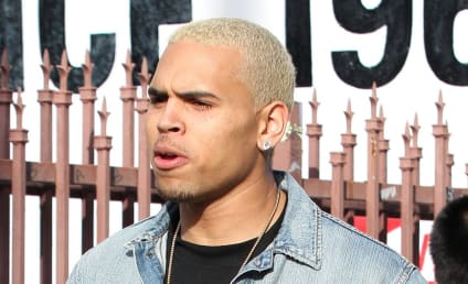 Chris Brown Denies Smoking Weed and Driving