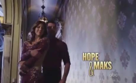 Hope Solo on Dancing With the Stars (Week 8 - Jive)