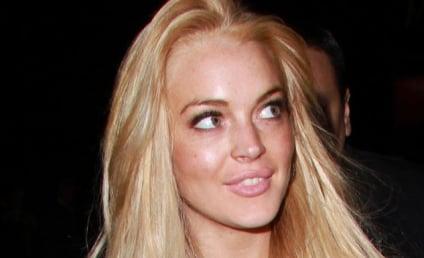 Meet Lindsay Lohan, Stand Up Comic: Wants a Husband and an Oscar